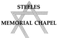 Steeles Memorial Chapel