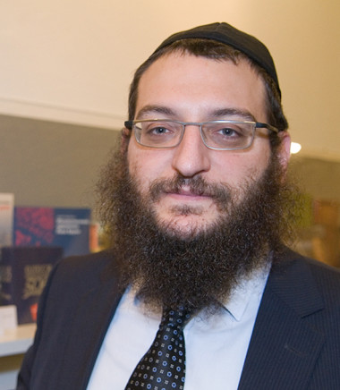 Rabbi Boruch Gorin