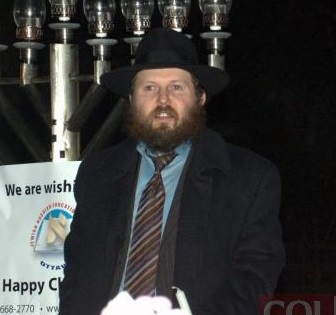 Rabbi Michoel Gershzon